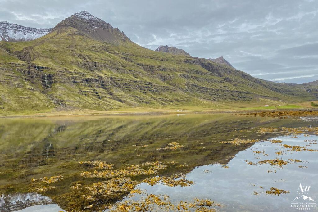 Mjóifjörður mountains