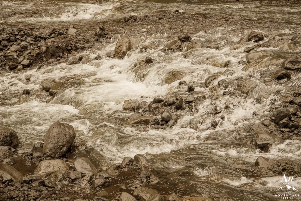 Stakkholtsgjá Hike River