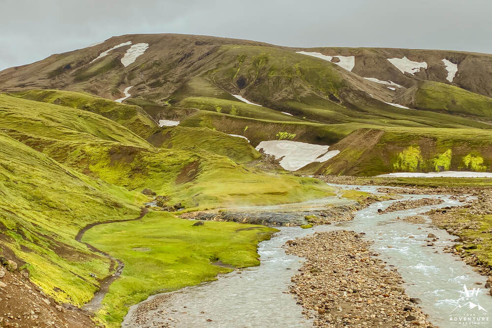 Strutslaug Icelandic Hot Spring
