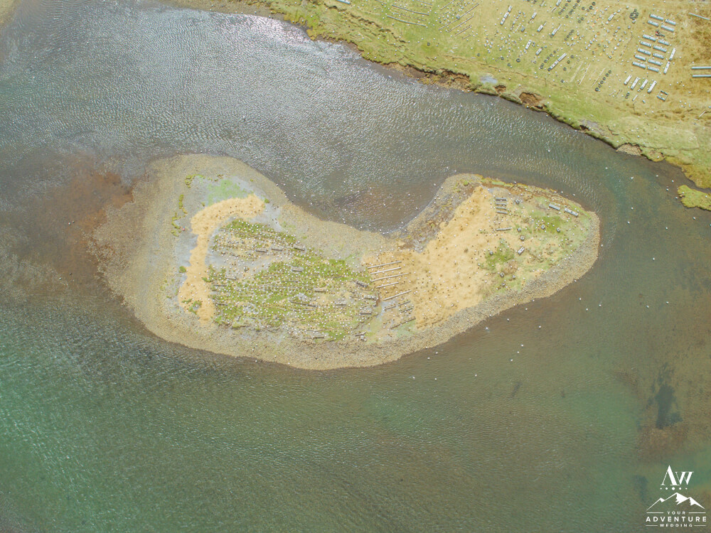 Iceland Eiderdown Island