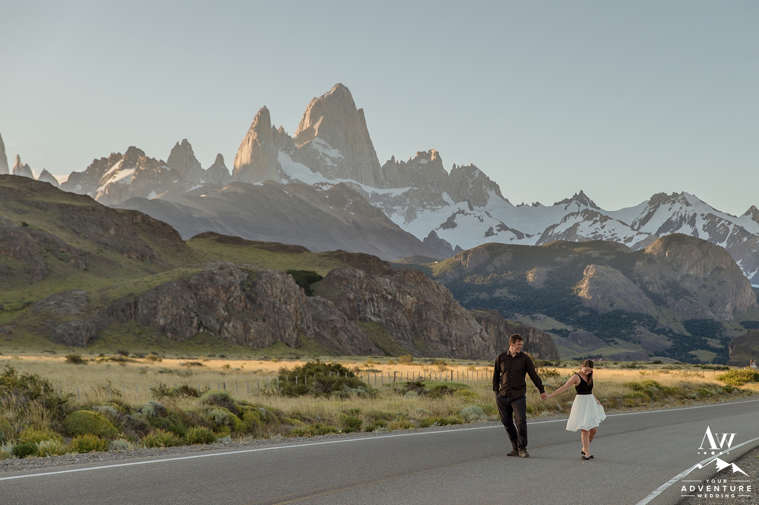 Get Married or Engaged in Patagonia