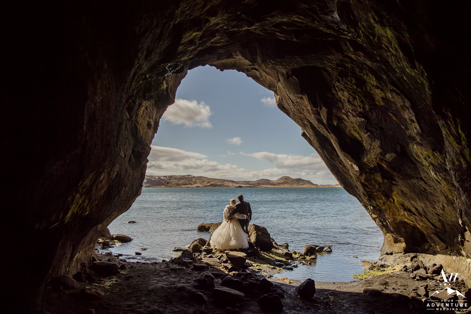 Iceland Cave Wedding-Your Adventure Wedding