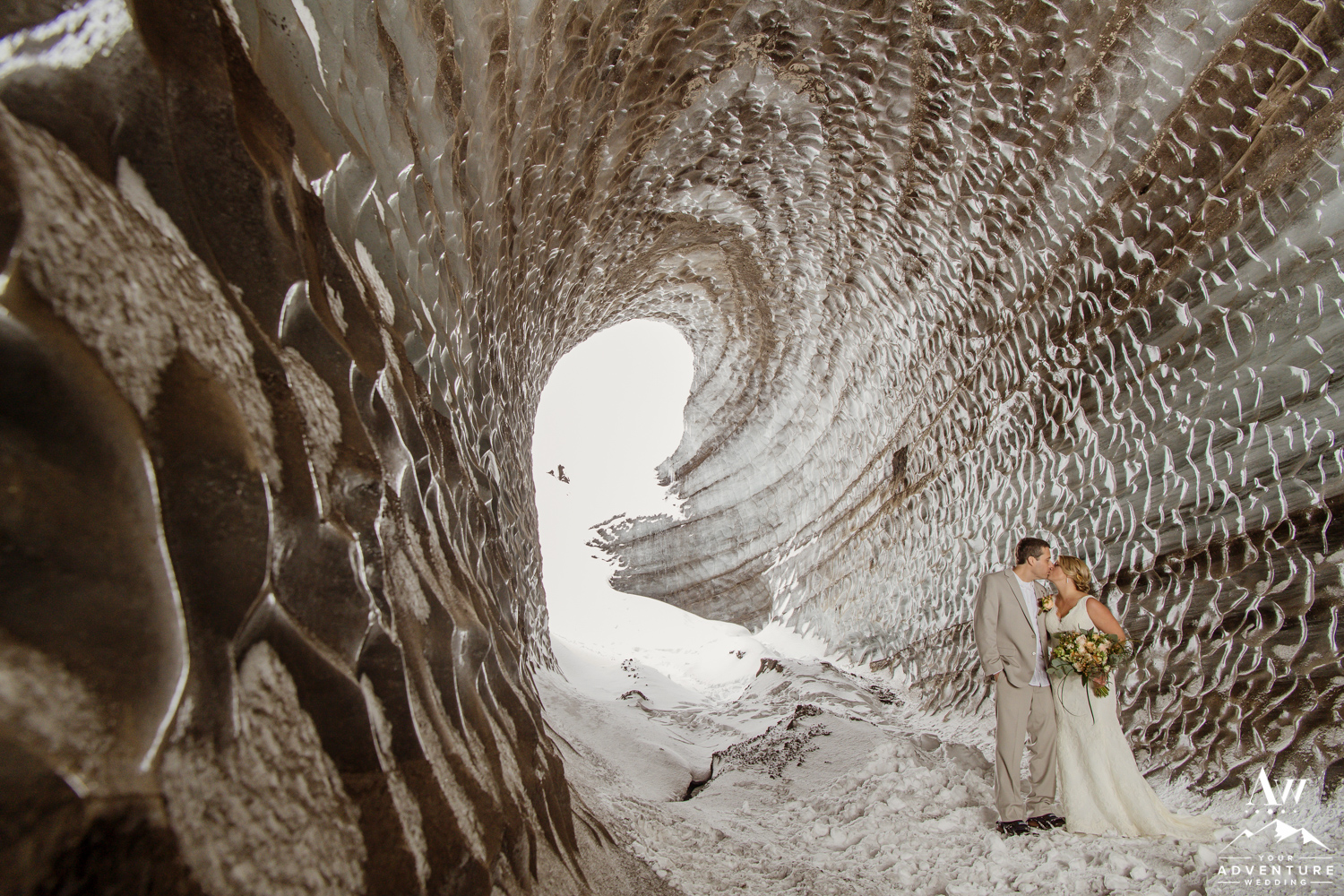 Iceland Ice Cave Wedding-16