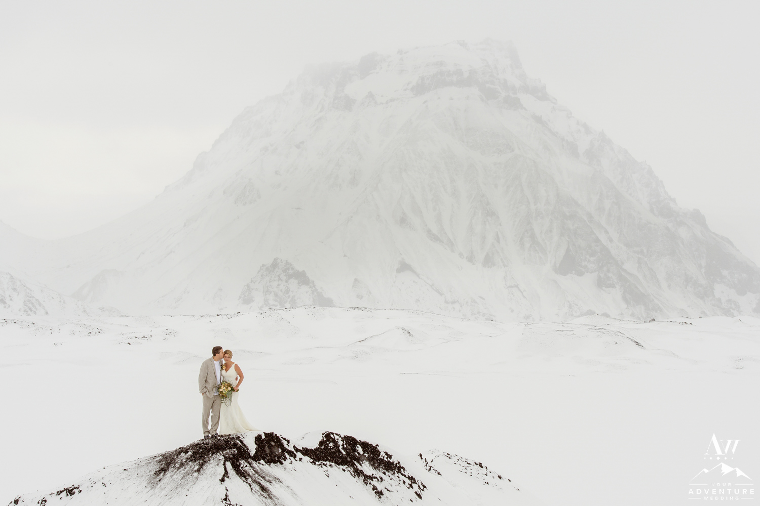 Iceland Ice Cave Wedding-24