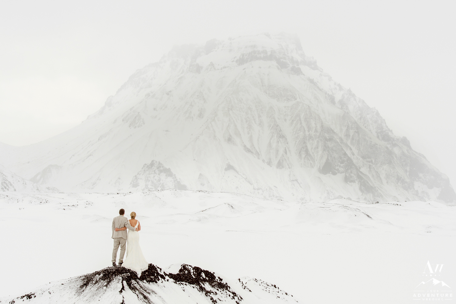 Iceland Ice Cave Wedding-25