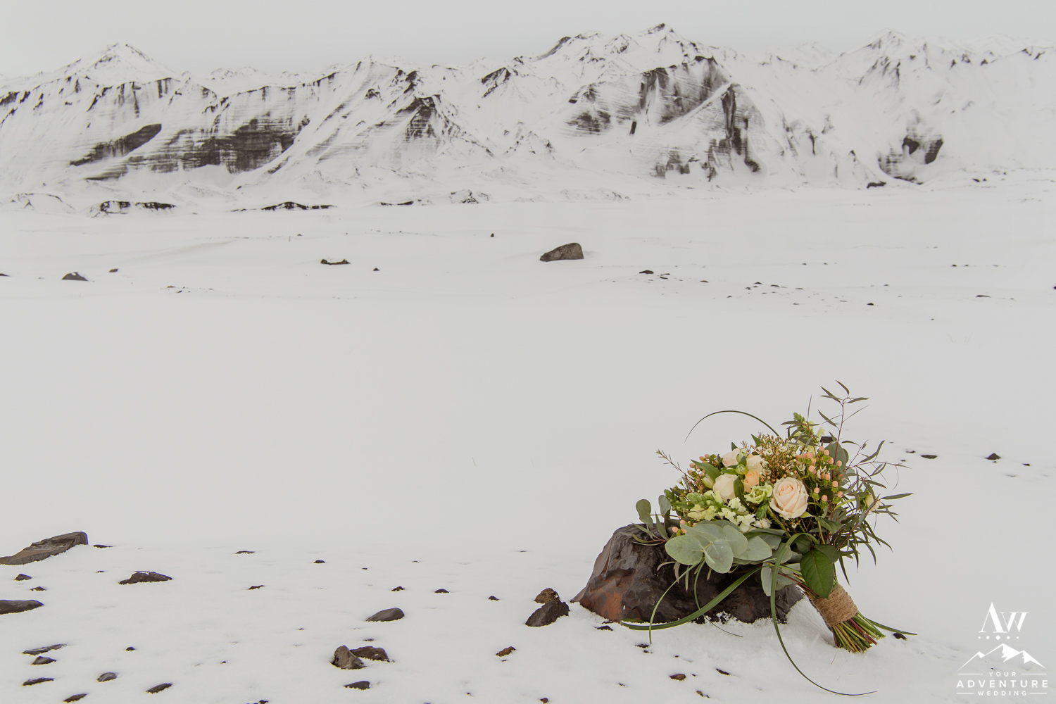 Iceland Ice Cave Wedding-27