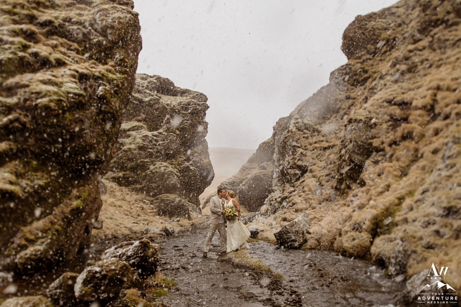 Iceland Ice Cave Wedding-42