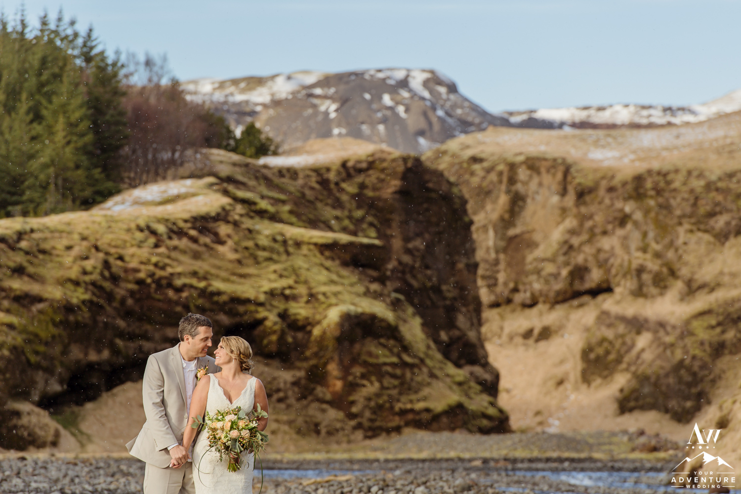Iceland Ice Cave Wedding-53