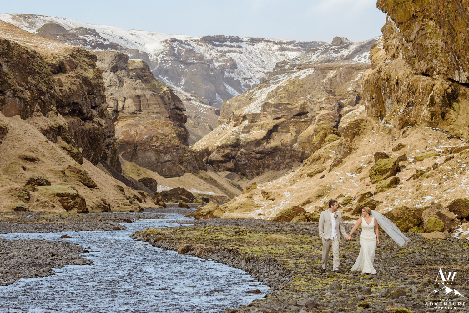 Iceland Ice Cave Wedding-56