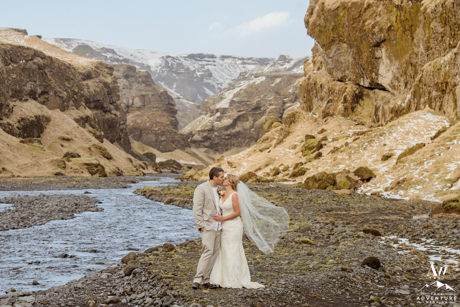 Iceland Ice Cave Wedding-57