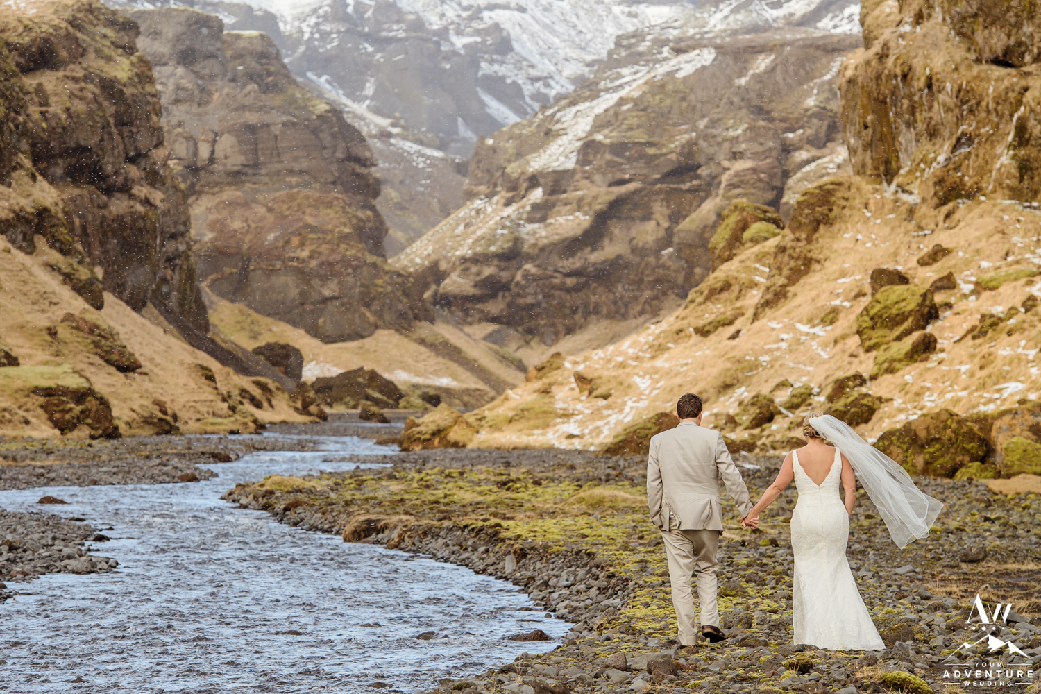 Iceland Ice Cave Wedding-58