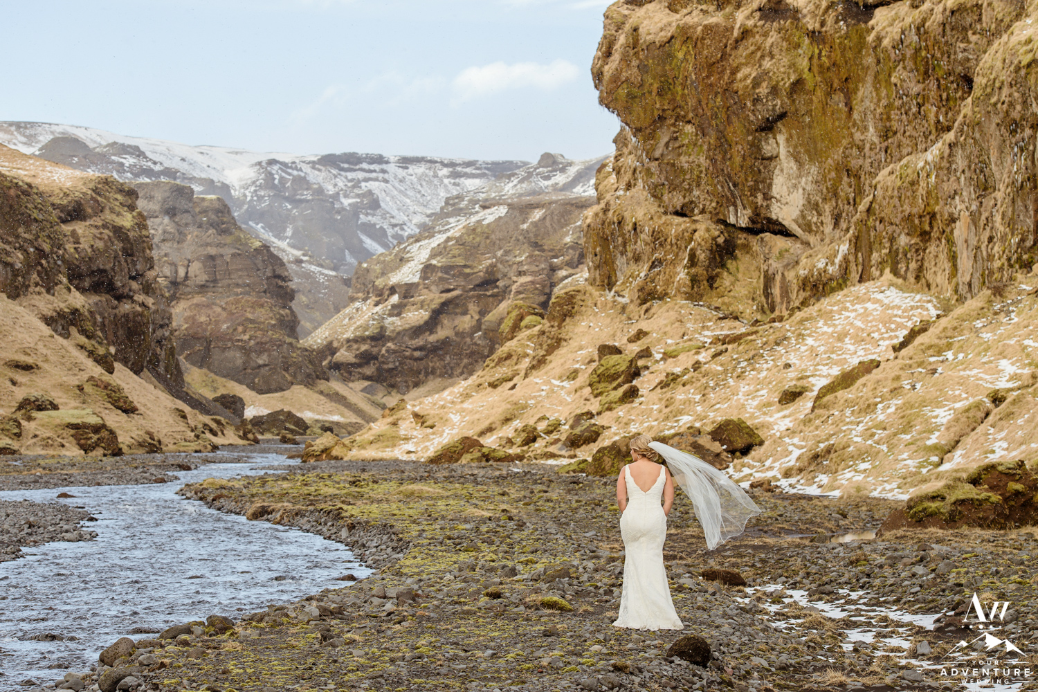 Iceland Ice Cave Wedding-60