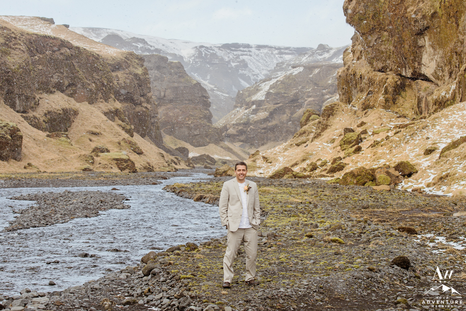 Iceland Ice Cave Wedding-61