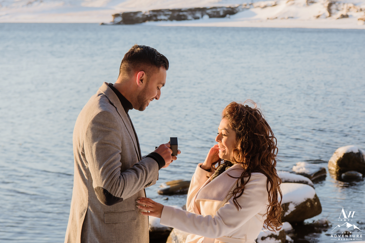 Iceland Proposal Photos-7