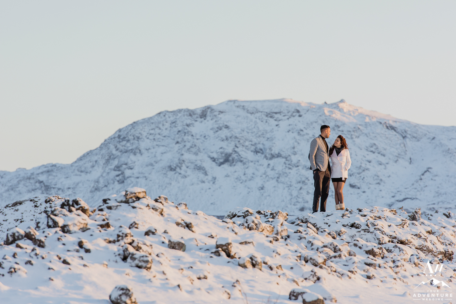 Iceland Proposal Photos