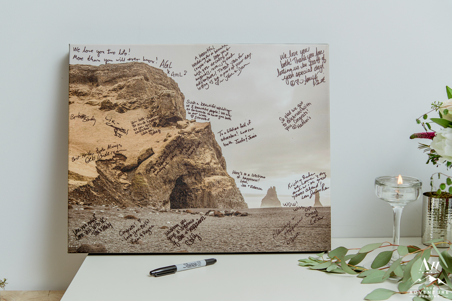 iceland-wedding-guestbook-ideas-unique-guestbook-options