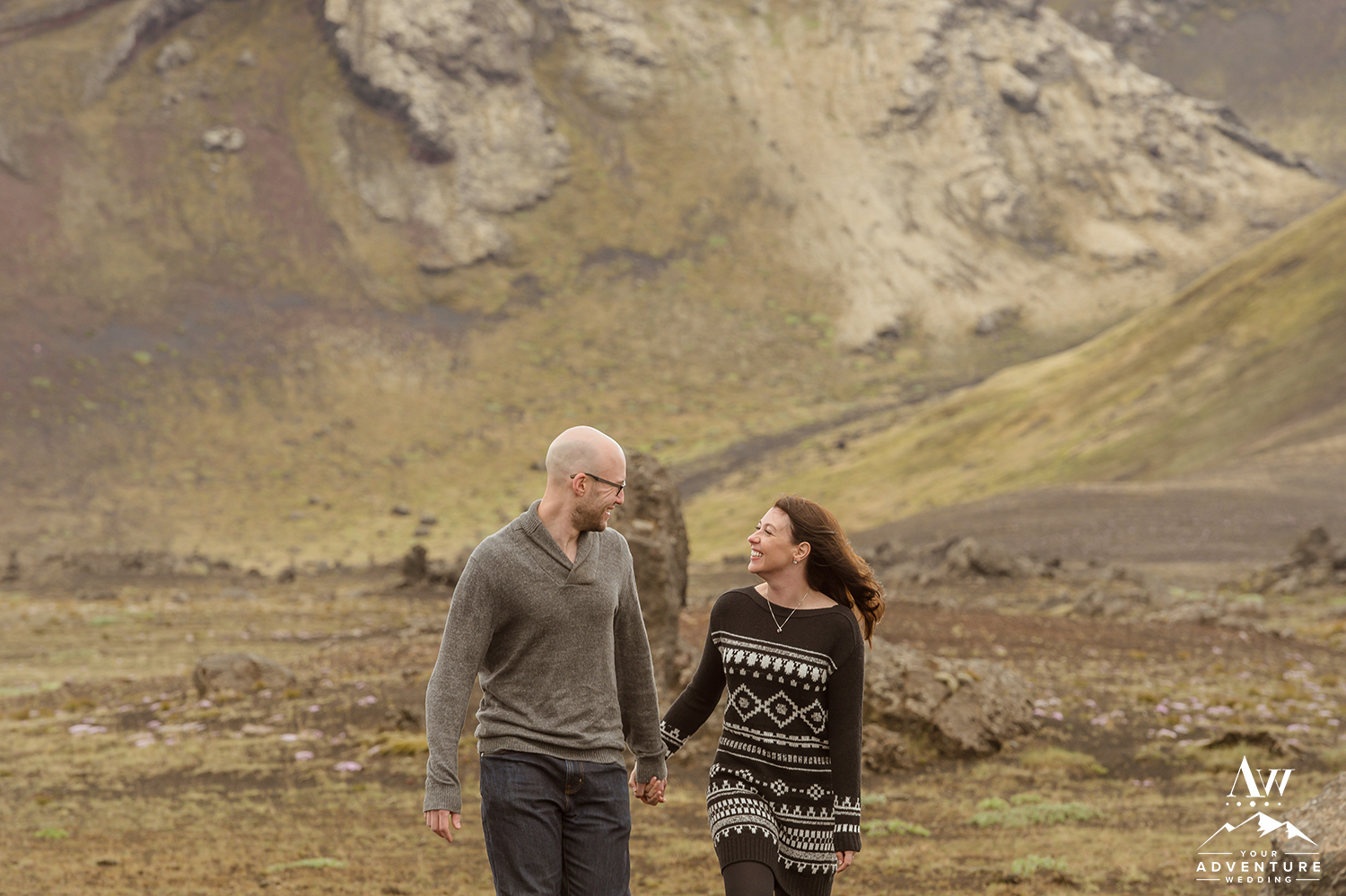 Iceland Wedding Portrait Photographer