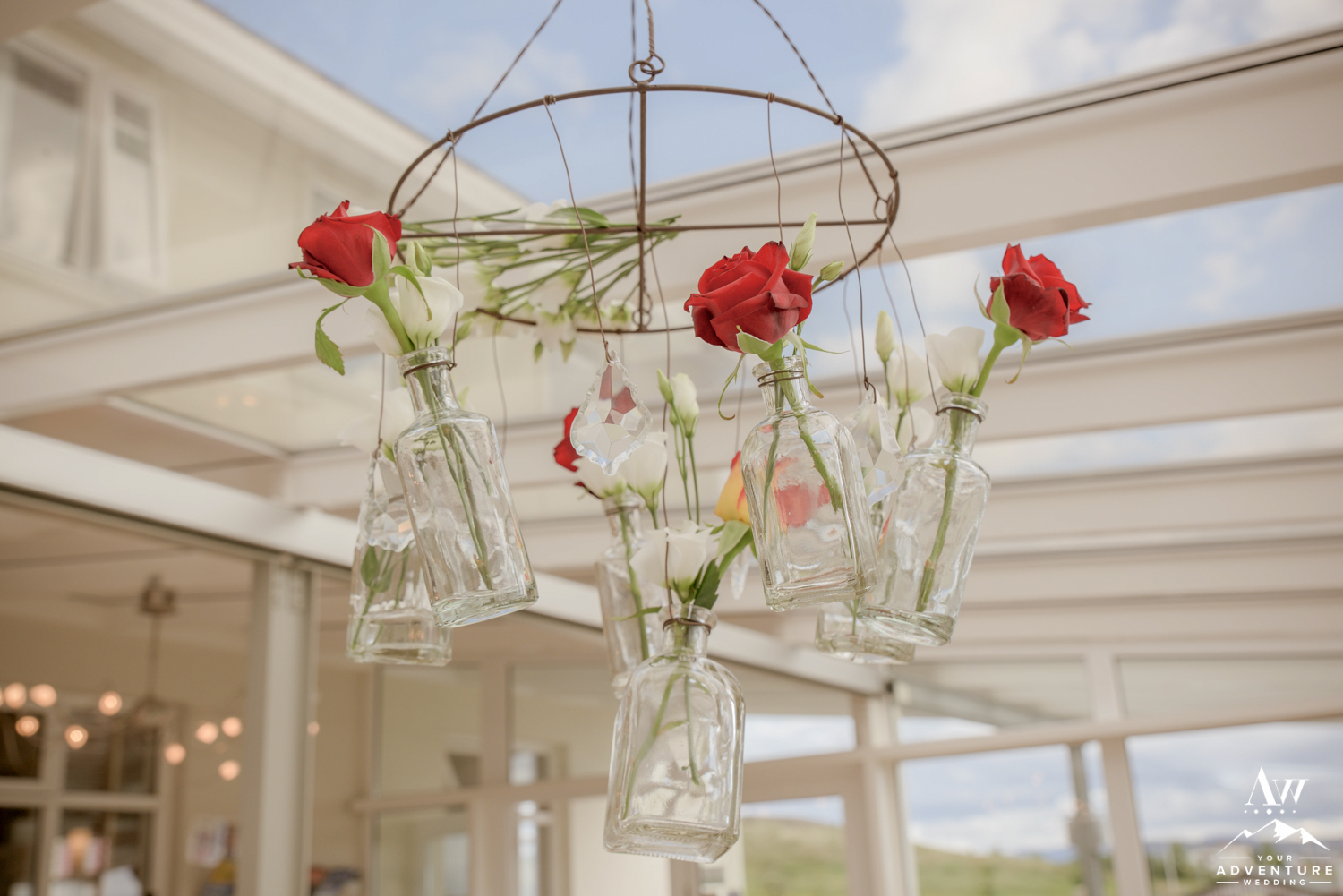 iceland-wedding-reception-decor-chandelier