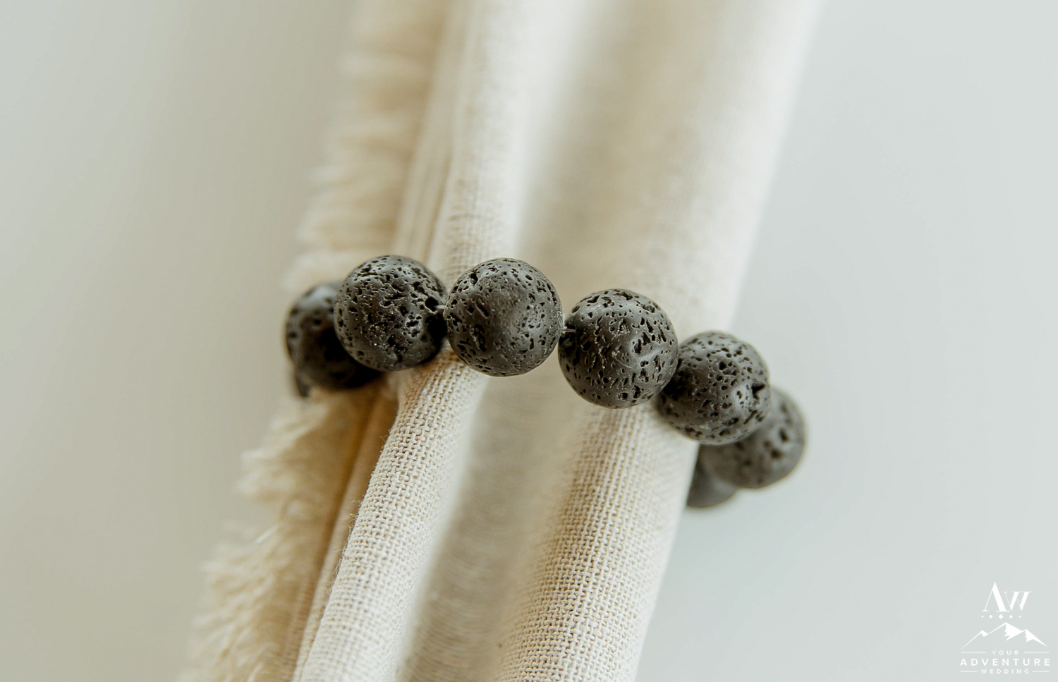 iceland-wedding-rental-basalt-rock-napkin-ring