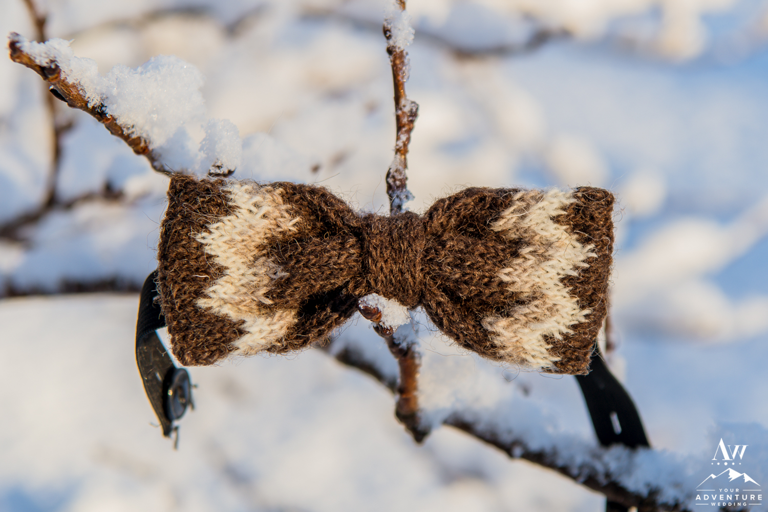 iceland-wedding-rental-brown-wool-bowtie