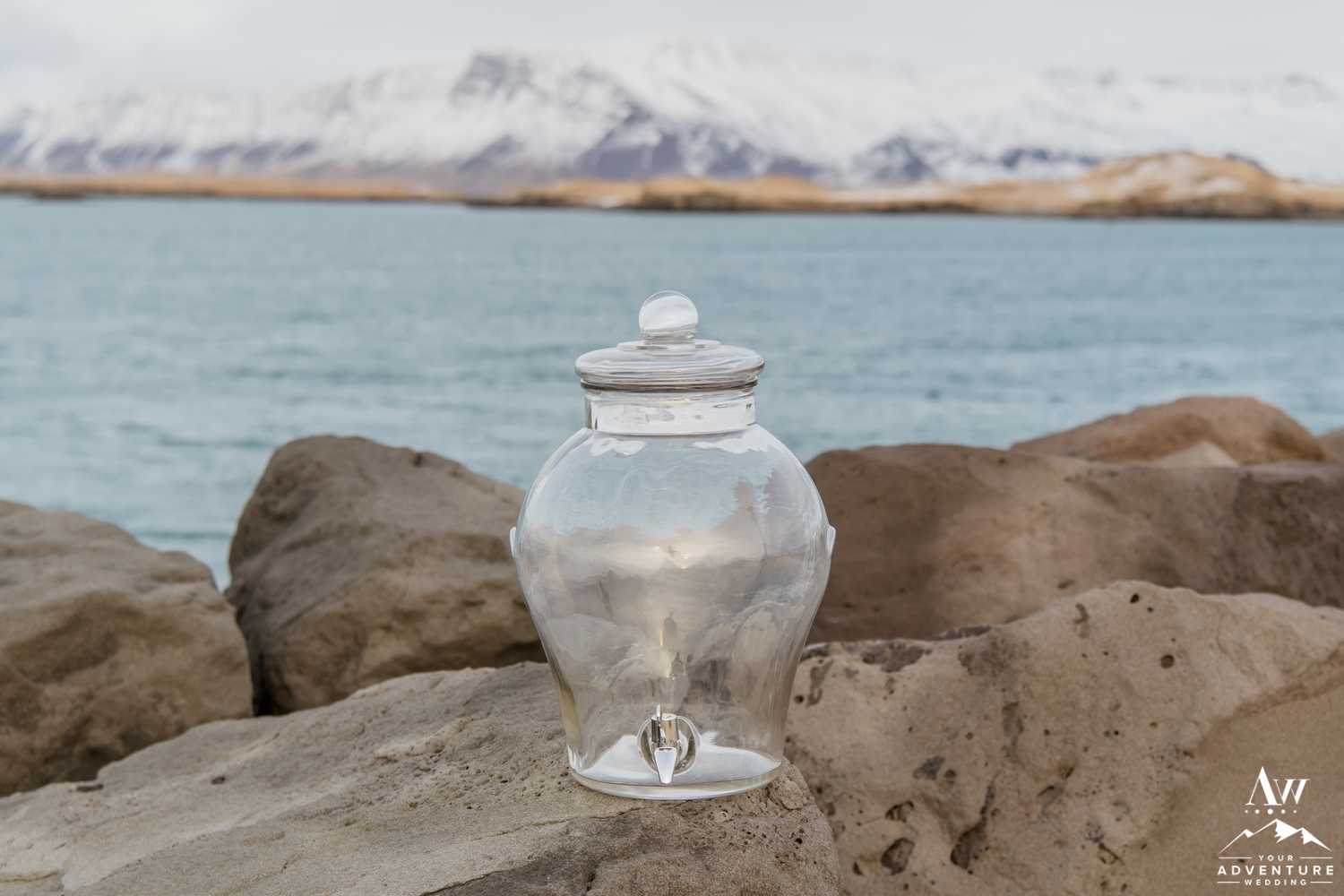 iceland-wedding-rental-large-drink-dispenser