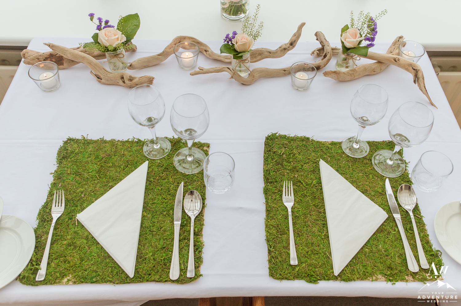 iceland-wedding-rental-moss-placemats