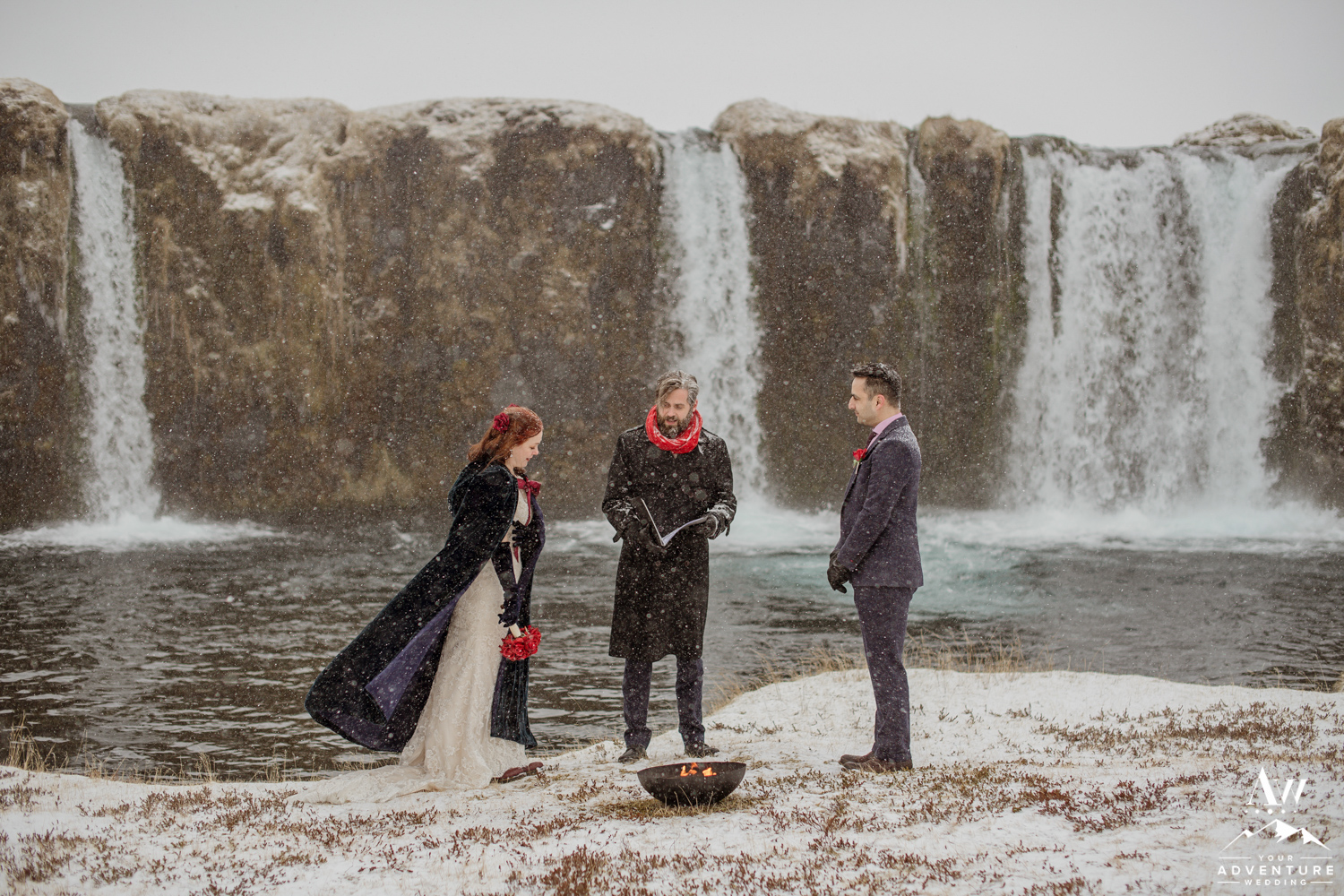 Iceland Winter Wedding-15