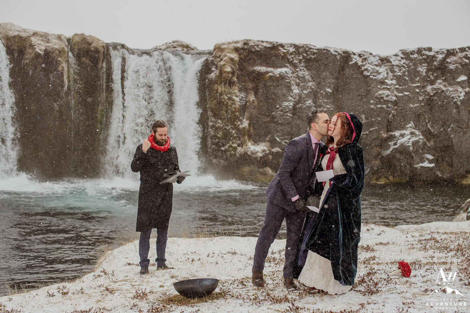 Iceland Winter Wedding-16