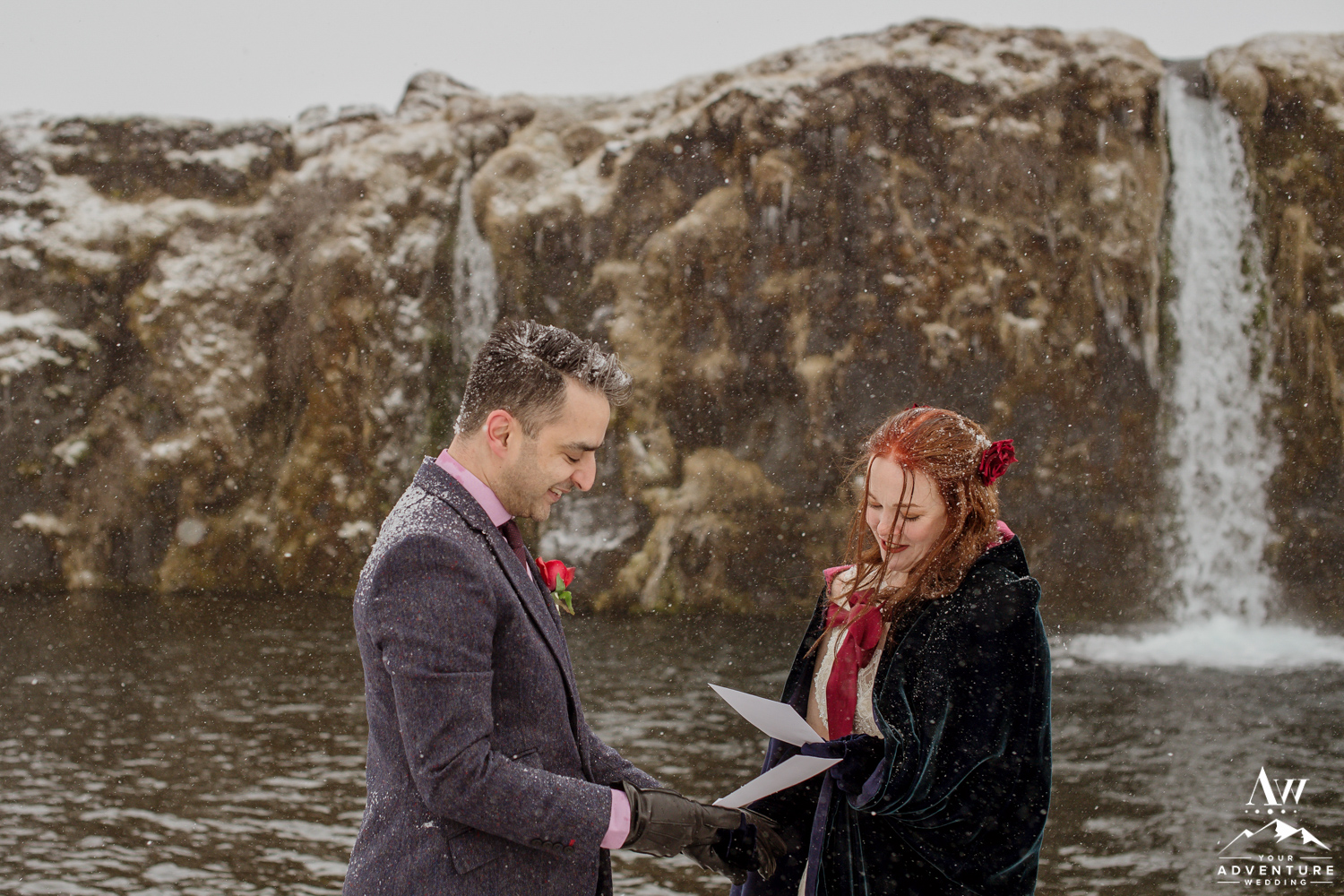 Iceland Winter Wedding-18