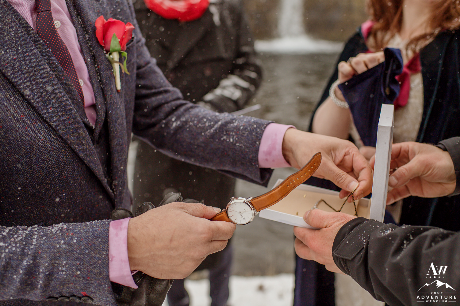 Iceland Winter Wedding-19