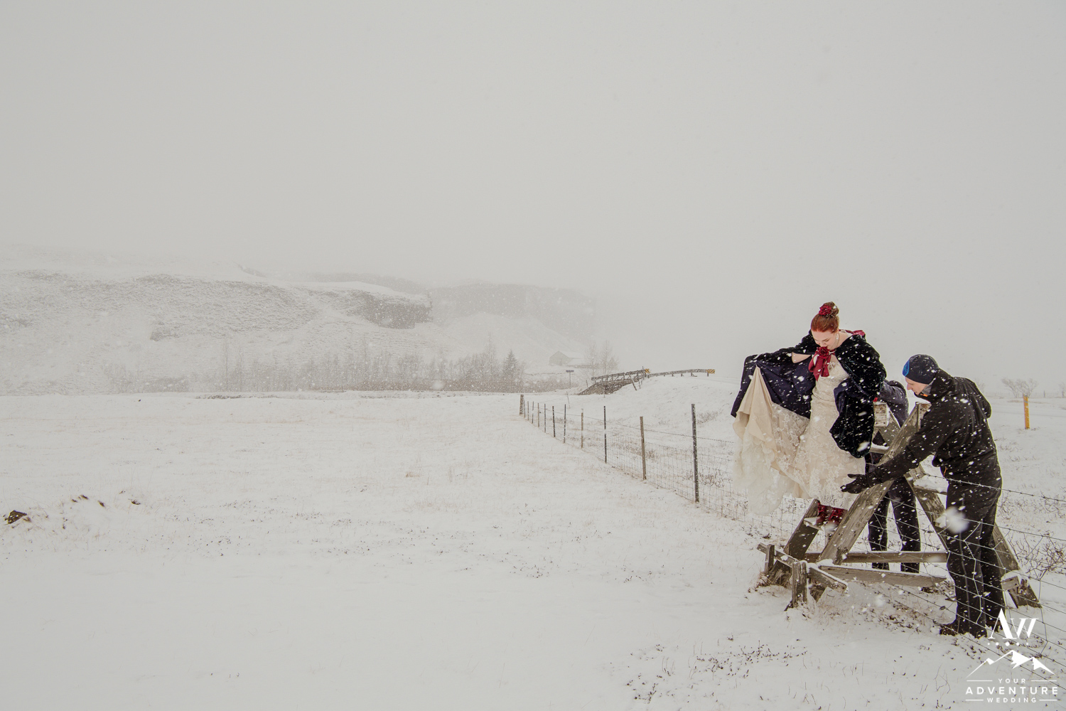 Iceland Winter Wedding-27