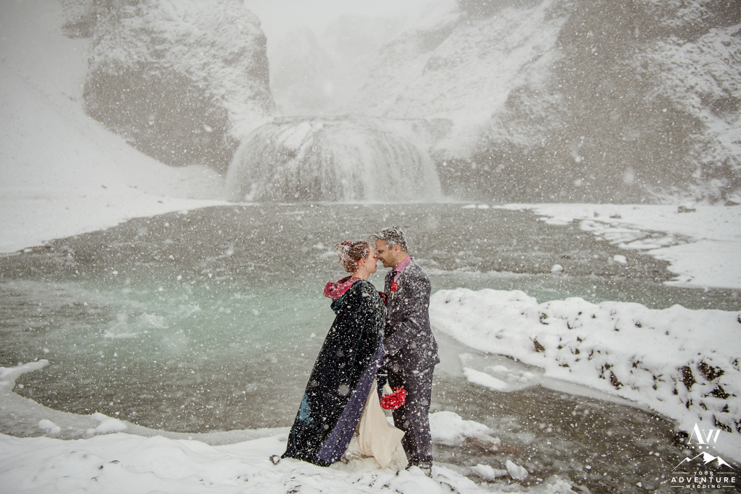 Iceland Winter Wedding-28