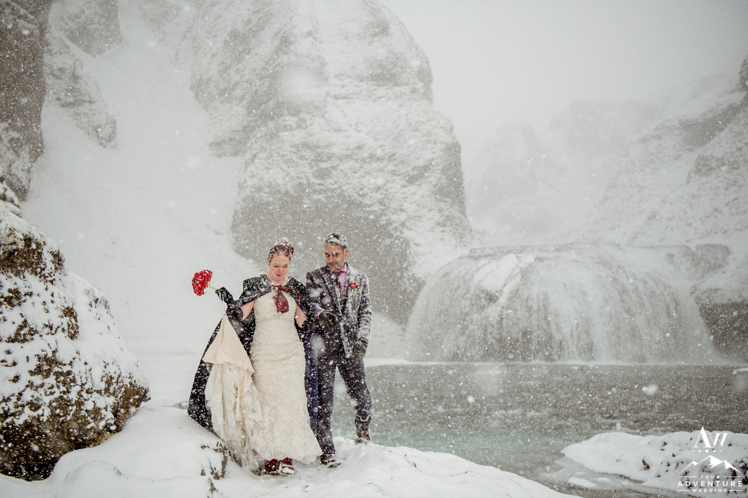 Iceland Winter Wedding-31