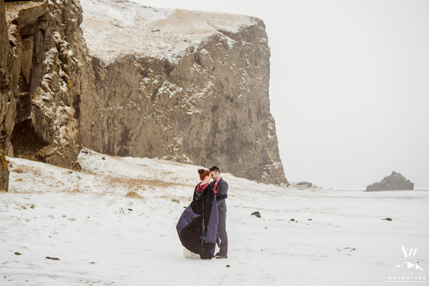 Iceland Winter Wedding-37