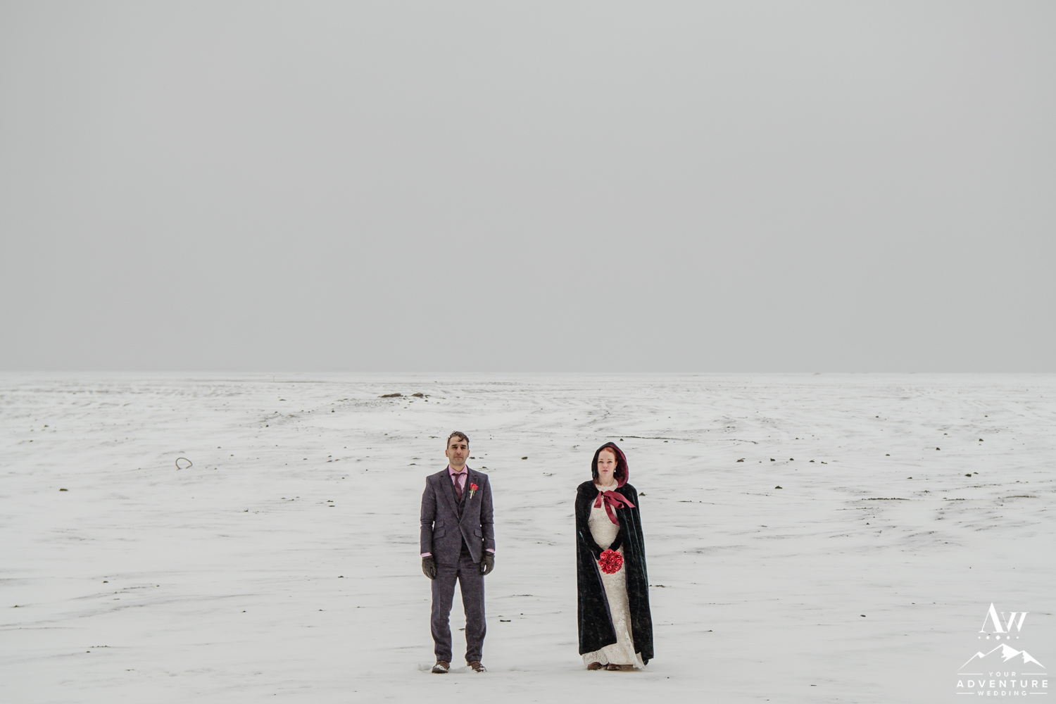 Iceland Winter Wedding-39