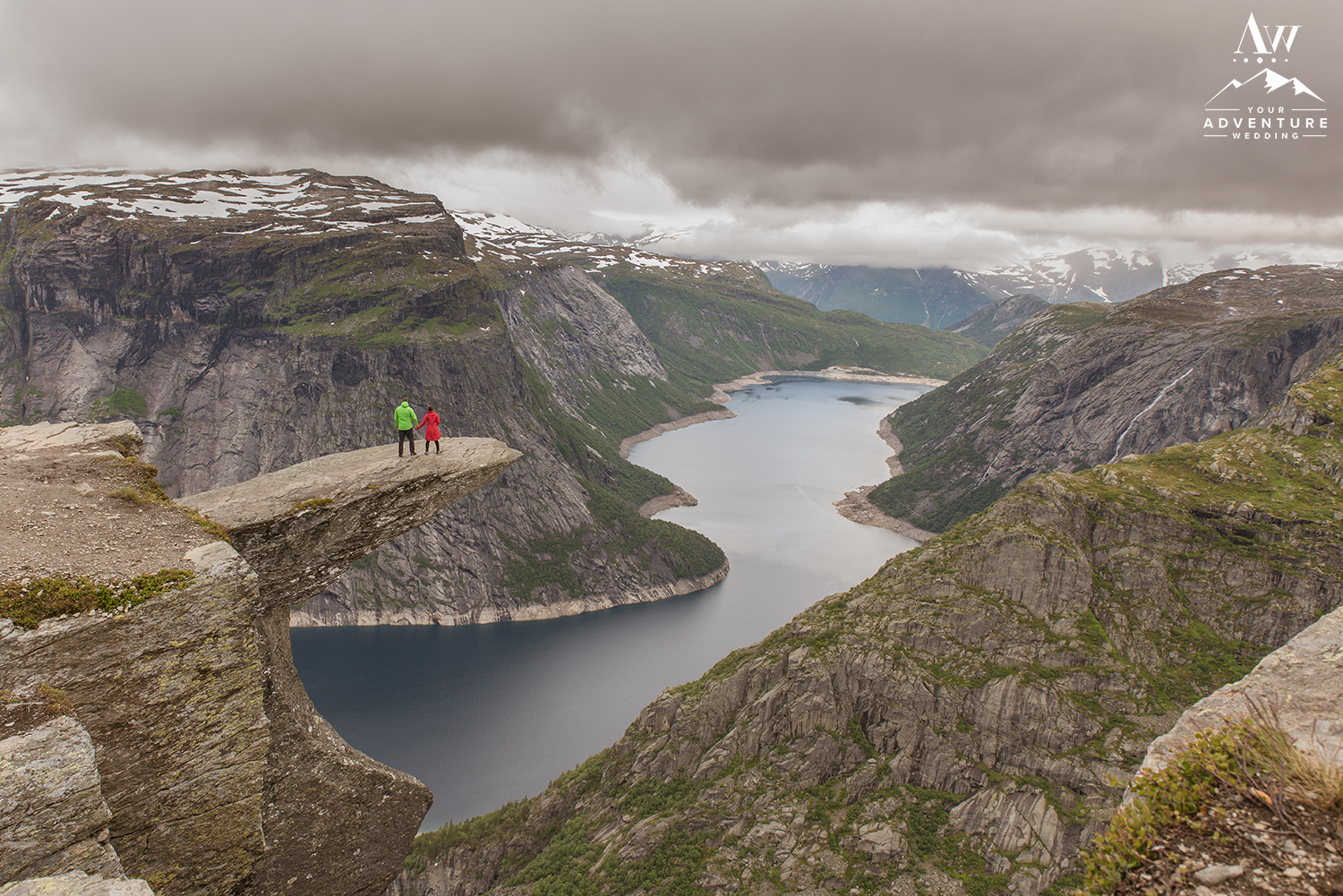 Norway Destination Wedding Photos - Your Adventure Wedding